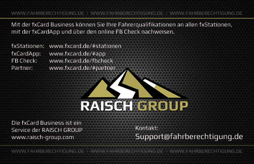 RAISCH GROUP // Europe's only proving ground tunnel for